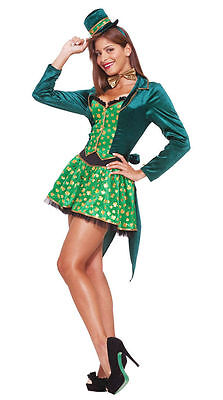 ish St. Patrick's Day / Adult Costume (St Patrick Leprechaun)