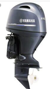 WTB 115 Yamaha fourstroke xl Sunshine North Brimbank Area Preview