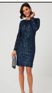 Sequin cocktail dress (Laura )