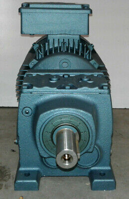 Sew Eurodrive Dft90l4 Ac Motor With Helical Gear Box R37dt90l4