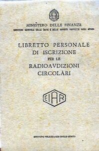 Pubblicita-WERBUNG-034-1944-EIAR-LIBRETTO-PERSONALE-ISCRIZIONE-x-RADIOAUDIZIONI-034