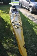 Double sea kayak with paddles & accessories St Ives Ku-ring-gai Area Preview