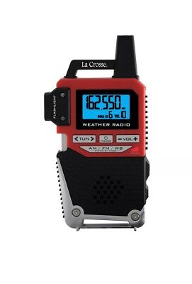 S89102 La Crosse Noaa Weather Radio Weather   Alerts   Am Fm Radio Brand New