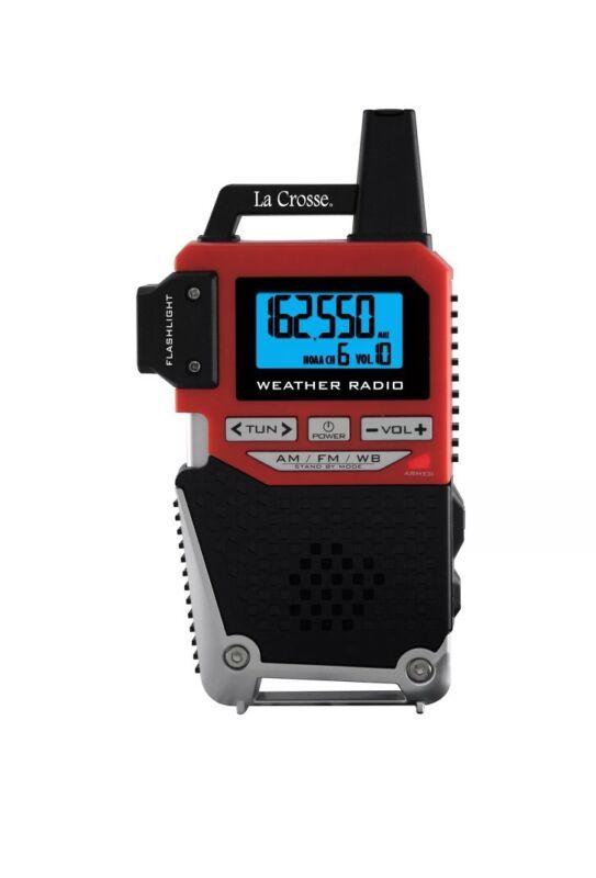 S89102 La Crosse NOAA WEATHER RADIO Weather | Alerts | AM/FM Radio BRAND NEW!