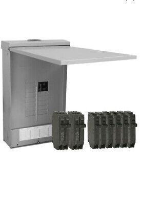 General Electric 200 amp 30 circuit Power Mark Plus Panelboard TL30-420C