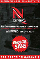 Terrassement National MS Inc.   418-265-3074