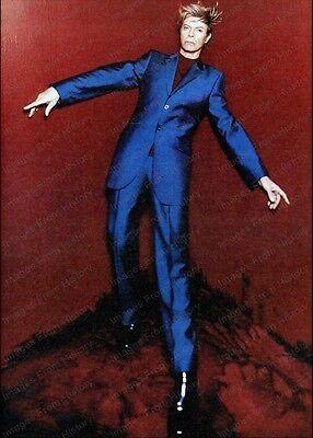 8x10 Print David Bowie Music Superstar Icon #DB02