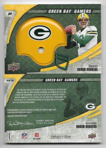 Set of 24 AARON RODGERS DONALD DRIVER JORDY NELSON ROOKIE GREEN BAY PACKERS LOT