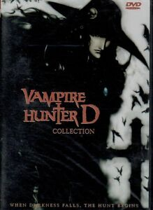 Vampire Hunter D Collection