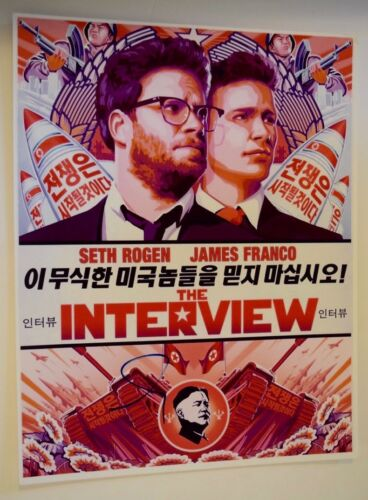 Seth Rogen Signed Autographed 11x14 Photo THE INTERVIEW COA VD