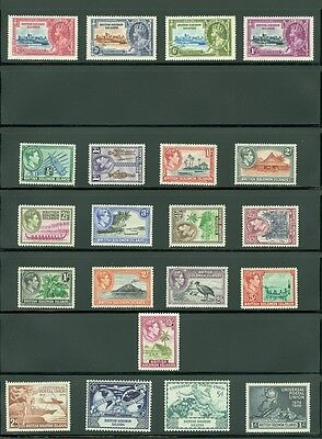 SOLOMON : Beautiful collection all Mint OG & in Very Fine Condition. SG Cat £211