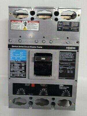 Siemens Jd63f400 300amp