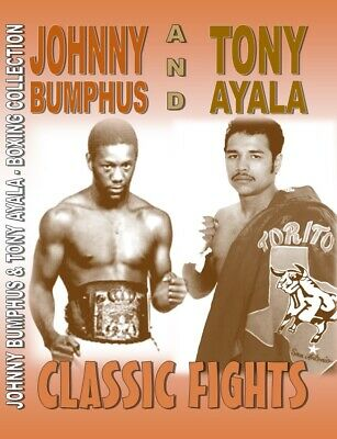 Johnny Bumphus & Tony Ayala (Great Classic Fights)