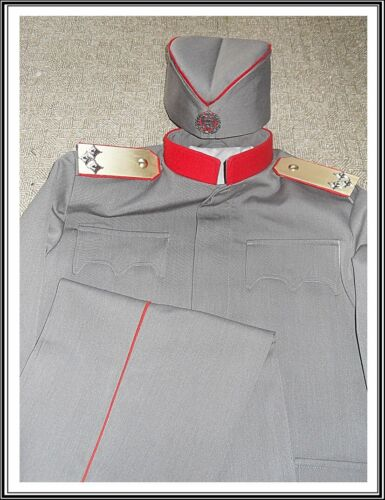 Uniform of officers of the Kingdom of Yugoslavia from WWII.