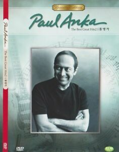Paul Anka: The Best Great Hits DVD NEW *FAST SHIPPING*