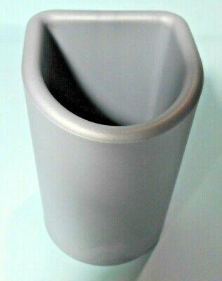 Solid Pencil Cup Aluminum Finish 2 1516 X 2 1516 X 4 12 Tenex 400 Class
