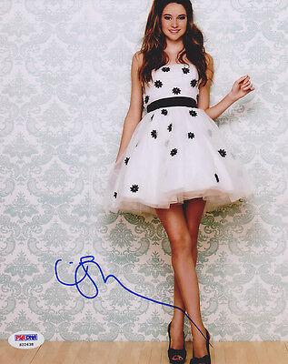 Shailene Woodley Signed 8X10 Photo Divergent Big Little Lies Psa Dna Autographed