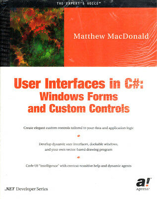 User Interfaces in C#: Windows Forms and Custom