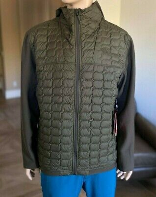 The North Face Thermoball Hybrid Hoodie Zip Jacket size 2XL $199
