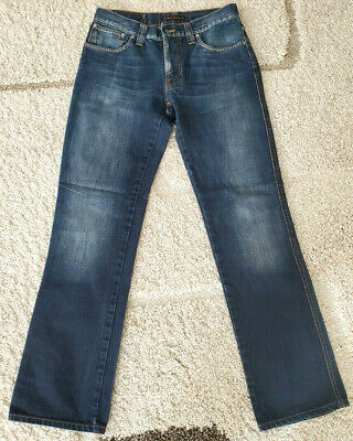 Nudie Jeans Co Slim Jim Slow Dyed NJ 2813 Mens 32 X 34