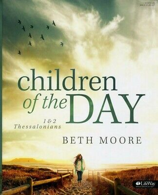 Beth Moore Children of the Day 1 & 2 Thessalonians Bible Study Christian DVD set
