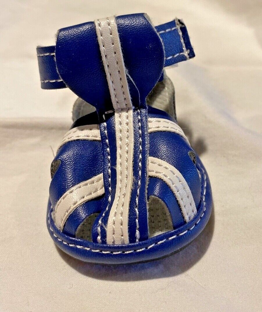 NEW Dog Shoes - Sandal Style - Hot Pavement Protection- Benefits Charity - $9.40