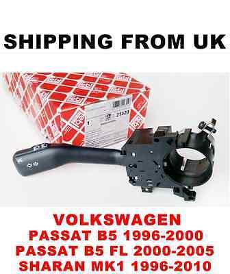 INDICATOR STALK W/O CRUISE TURN SIGNAL SWITCH VW PASSAT B5 / B5 FL SHARAN MK1