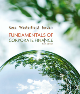 Principles of corporate finance textbook textbooks gumtree fundamentals of corporate finance tenth edition fandeluxe Gallery