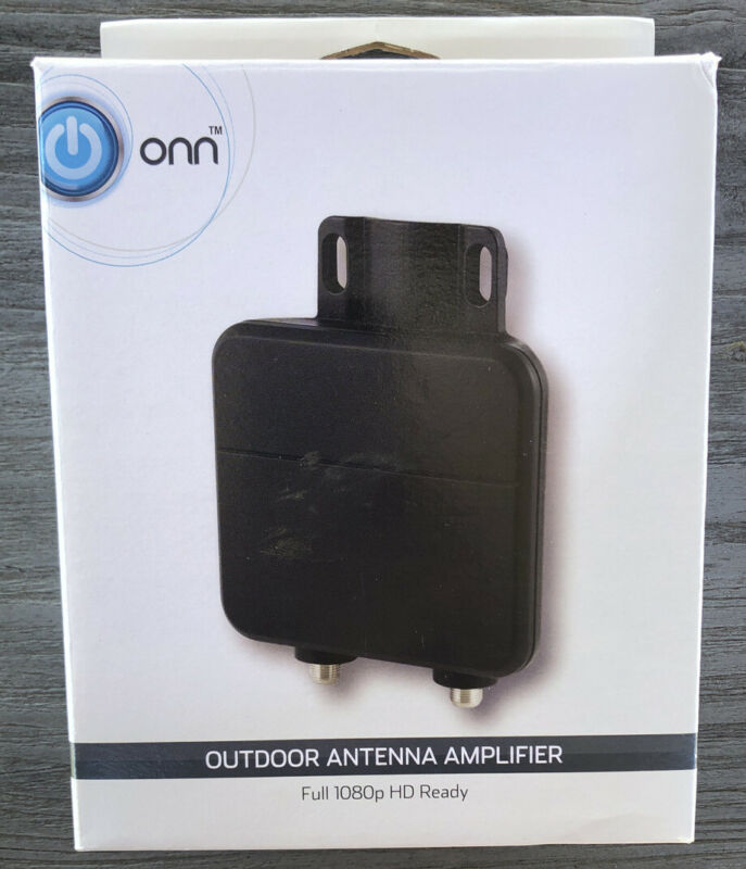 Onn Outdoor Antenna Amplifier