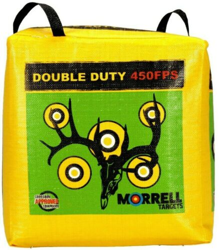 Morrell Double Duty 450 | Crossbow Approved Handles any FPS