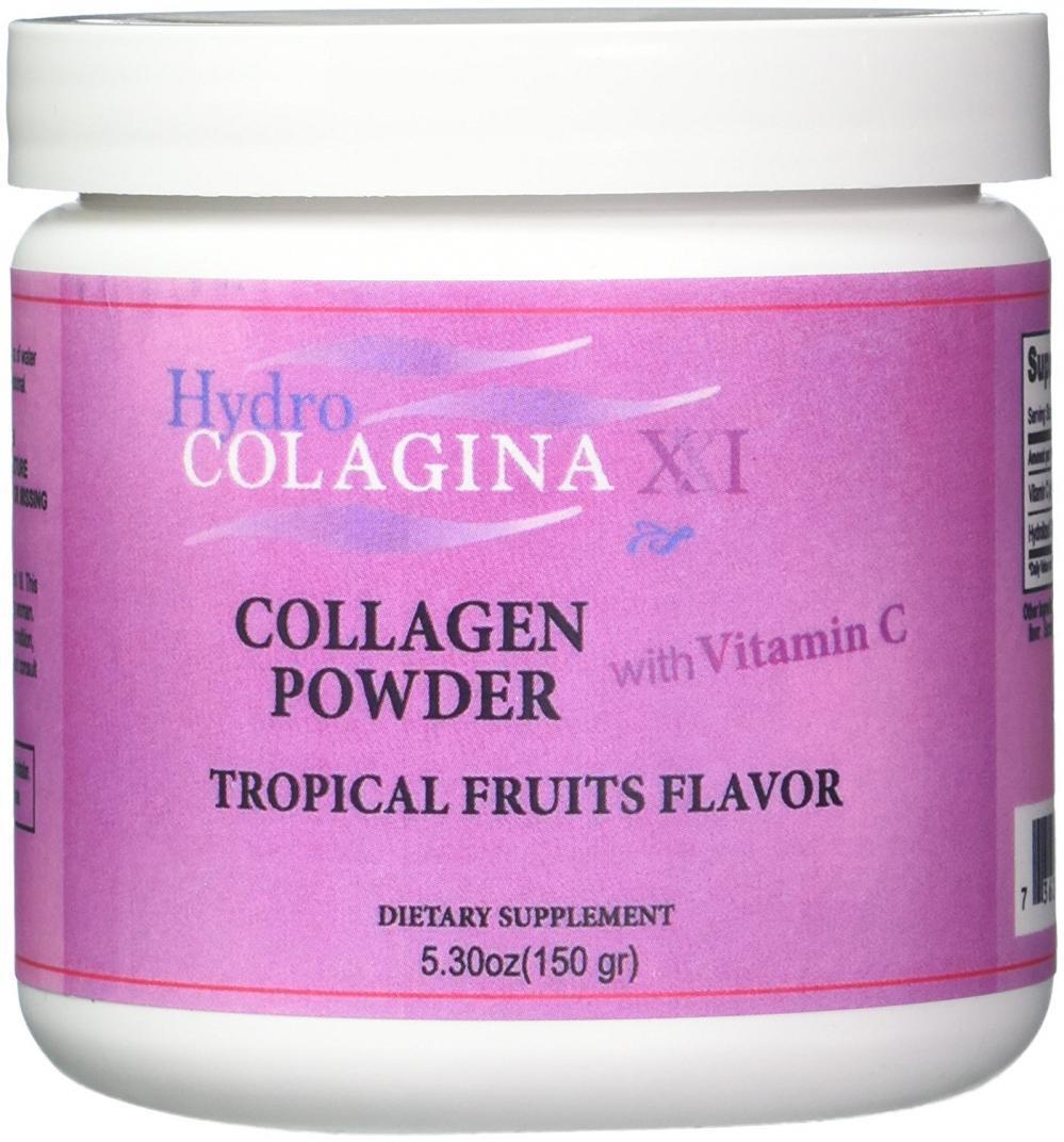HYDRO COLAGINA XXI hidro collagen powder vitaminC colageina 10 colagina 21  1