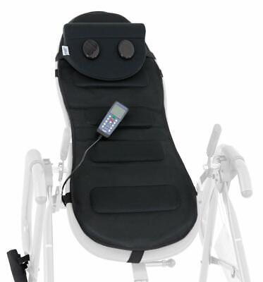 Teeter Better Back Vibration Cushion w/ Neck Arch Support EP1350 - (Best Teeter Hang Ups Inversion Table)