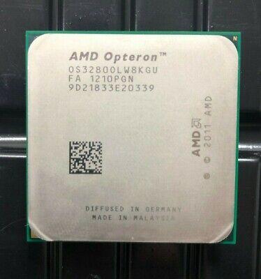 AMD OPTERON 8 KERN 3280 OS32800LW8KGU  OCTA-CORE 8x 2,4 GHZ AM3+, usado comprar usado  Enviando para Brazil