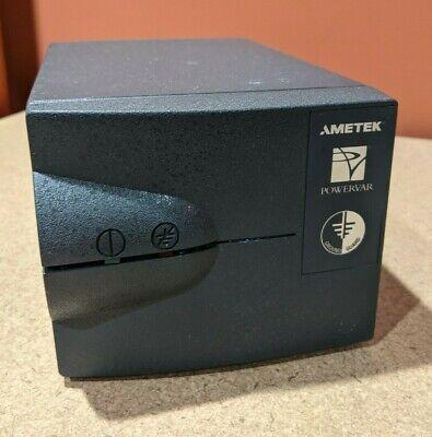 AMETEK Powervar Ground Guard Power Conditioner ABCG065-11
