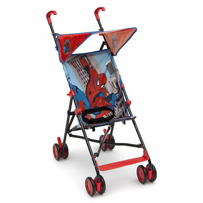 Delta Children Umbrella Stroller Marvel Spider-Man Fun Chara