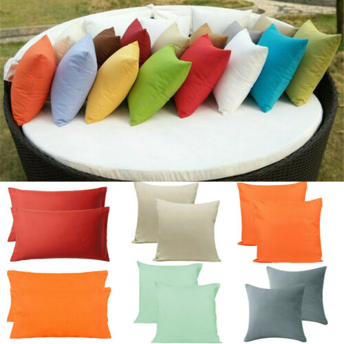 20 18 12pcs waterproof home decor cushion