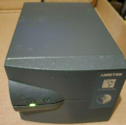 AMETEK GROUND GUARD POWERVAR W MOUNTING BRACKET CONDITIONER ABCG100-11 66012-69R