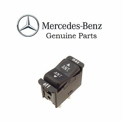 OES Genuine Antenna Switch For Mercedes 420 300D 123 Chassis 300SEL 126