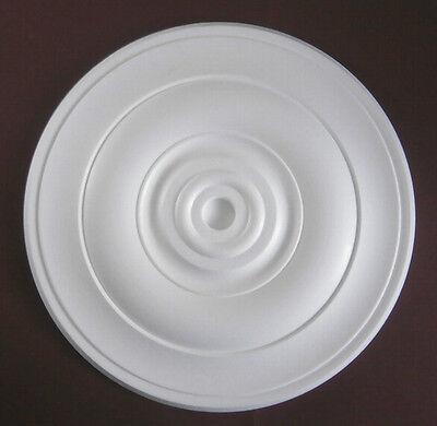 Ceiling Rose Size 400mm - 'Osborne 2' Lightweight Polystyrene *We Combine P&P*