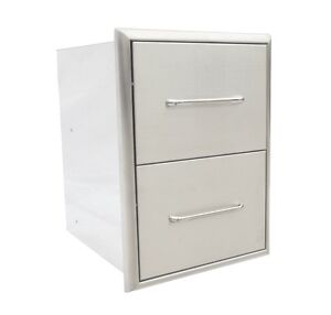 "SABER 24""x31"" Double Door K00AA2314 & Two Drawer Cabinet K00AA1914 Fairfield Heights Fairfield Area Preview"