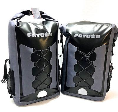 Fatboy Heavy Duty Backpack Cooler Dry Bag Kayaking, Rafting, Canoeing Waterproof
