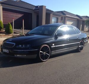 Wh S2 statesman fully optioned   Swaps or open to cash offers Heidelberg West Banyule Area Preview