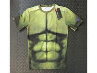 $60 Under Armour Alter Ego Hulk Men's Size XL Compression Shirt 1258691-301 NWT