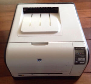 HP LaserJet Color Printer CP1525nw Mount Hawthorn Vincent Area Preview