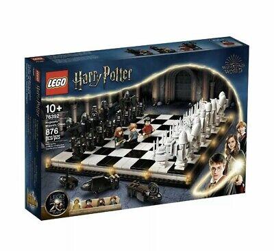 LEGO HARRY POTTER 76392 LA SCACCHIERA DI HOGWARTS X COLLEZIONISTI!