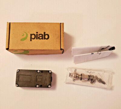 Nos Piab Vacuum Pump Mini X5l A Nbr X5a5-an With Connection Kit 32221271