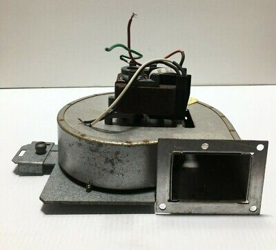 Bomax Type B-tp Exhaust Fan Blower Motor Assembly 911-7203 Used M633