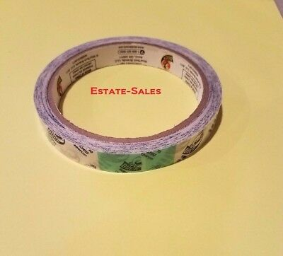 6 Rolls Transparent 2 Sided Window Insulating Tape - New