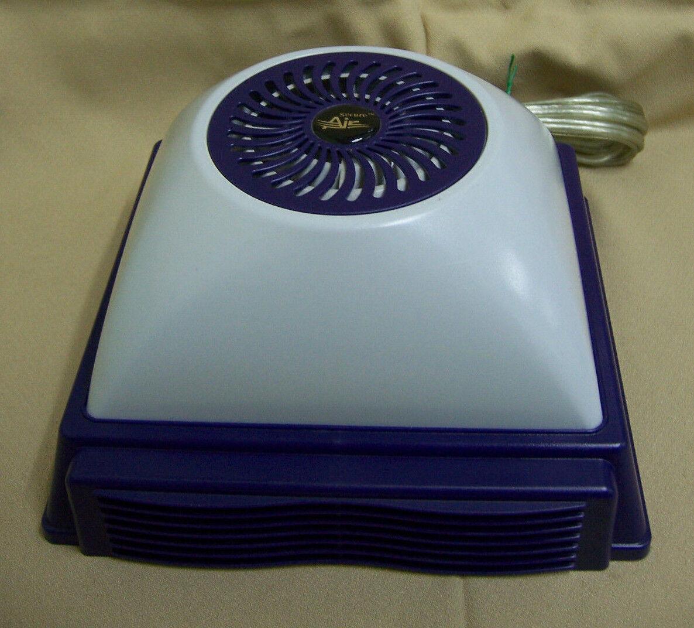 Secure Air Purifier & Sterilizer 1200 UV-C Washable Filter Secureair M Nanolight