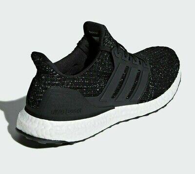 adidas UltraBOOST Size 11.5 uk Black RRP £140 Brand New F36153 DEADSTOCK RARE
